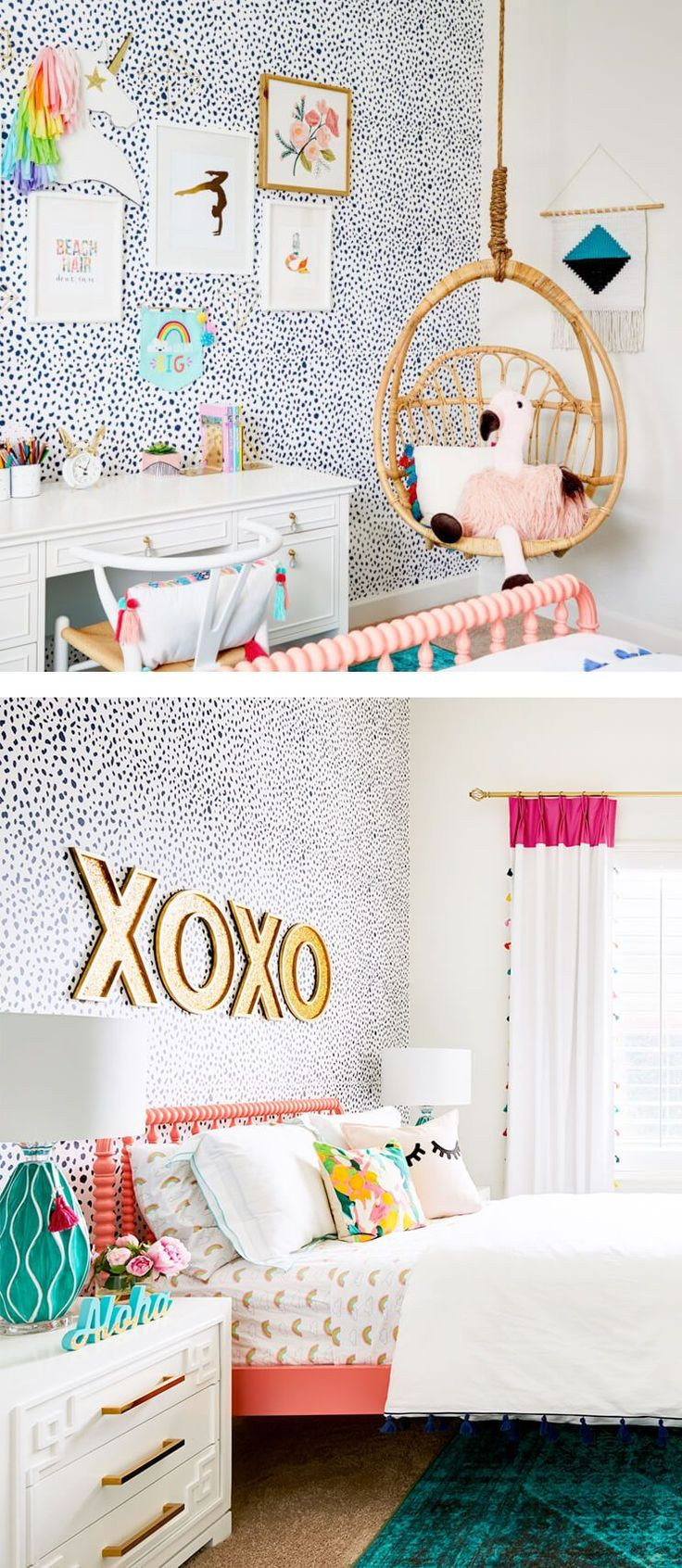 Kids room wallpaper trend predictions of 2019  Kids room wallpaper trend predictions of 2019 | Interior design trends – Livettes The post Kids room wallpaper trend predictions of 2019 appeared first on Woman Casual.
