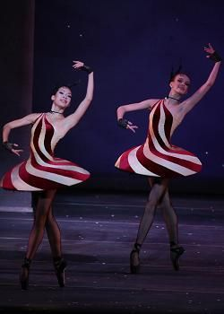 Nutcracker: Candy Cane Check out our sexy spooky sale for 25% off . www.shelbymason.com #bootights #sexyspooky