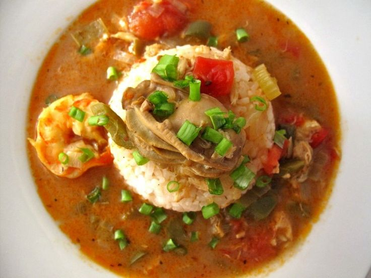 Louisiana Gumbo Recipe Food Network