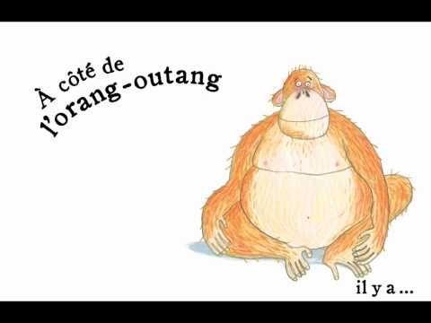 A great short video/story using les prépositions