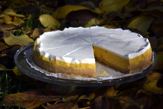 Recept na skvělý dýňový cheesecake