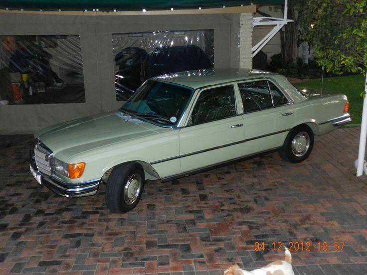 1978 350 SE W116