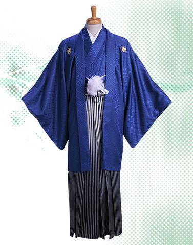 【貸衣装】男紋付袴レンタルK2OB-009