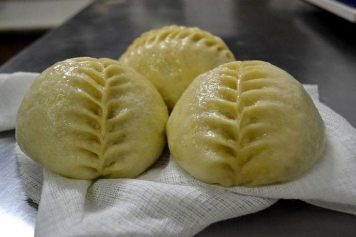 Корейские манты на пару «Пигоди»