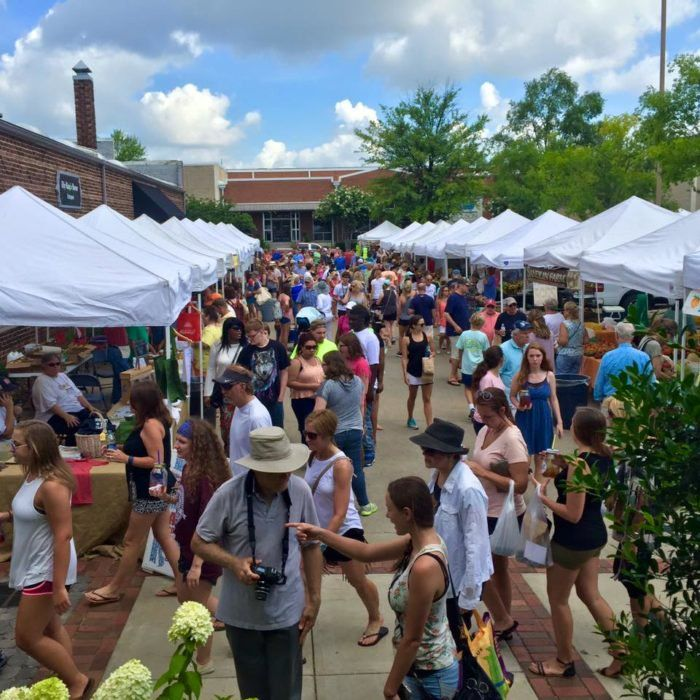 "9. Visit <a href=""http://www.onlyinyourstate.com/alabama/outdoor-market-al/"">Alabama's most incredible farmers market, The Market at Pepper Place</a>."