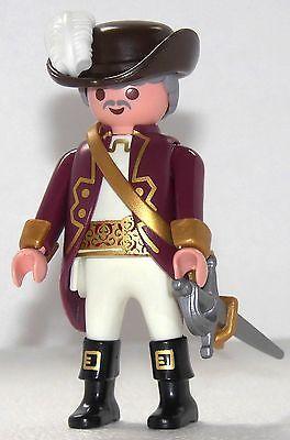 MUSKETIER BRAUN GOLD Playmobil zu D´Artagnan + die 3 Musketiere König Garde 1495
