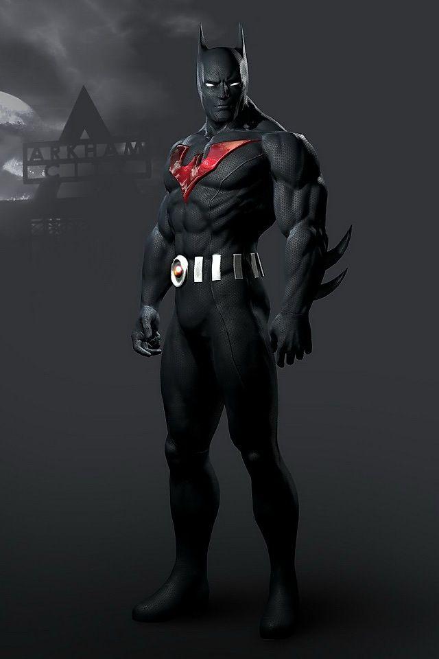 Batman Beyond..one of the best batman versions