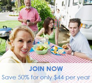 Passport America - The Original 50% Discount Camping Club