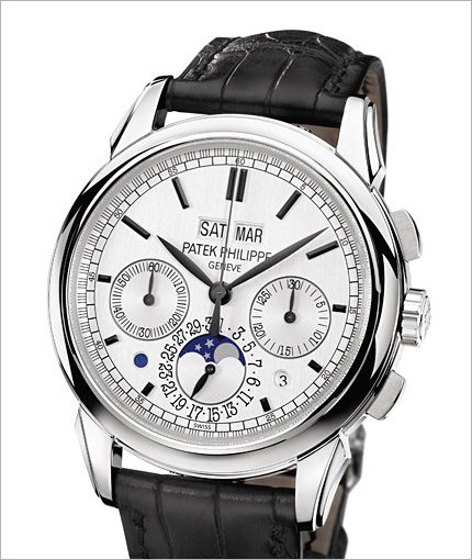 PATEK PHILIPPE SA - Grand Complications Ref. 5270G-014 White Gold