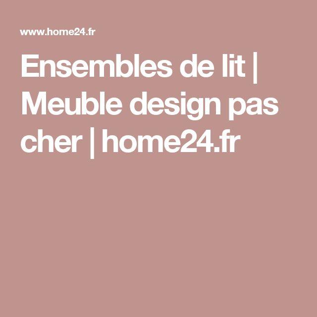 1000 ideas about meuble design pas cher on pinterest. Black Bedroom Furniture Sets. Home Design Ideas