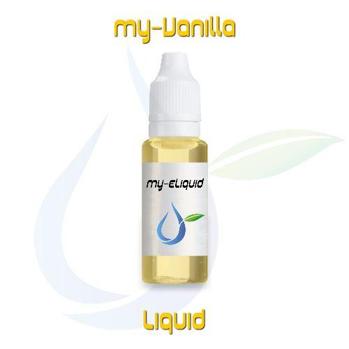 My-Vanilla Liquid | My-eLiquid E-Zigaretten Shop | München Sendling