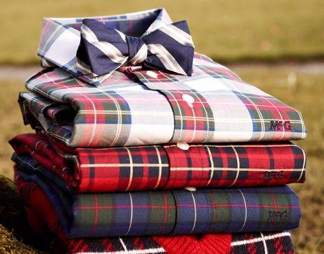 McGregor's shirts for men