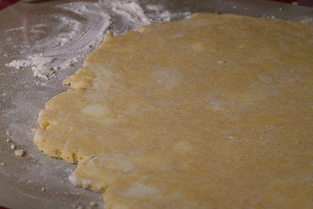 Alton Brown's Pie Crust