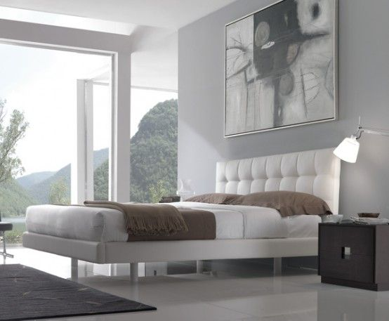 Italian Beds by Fimes | Interior Design