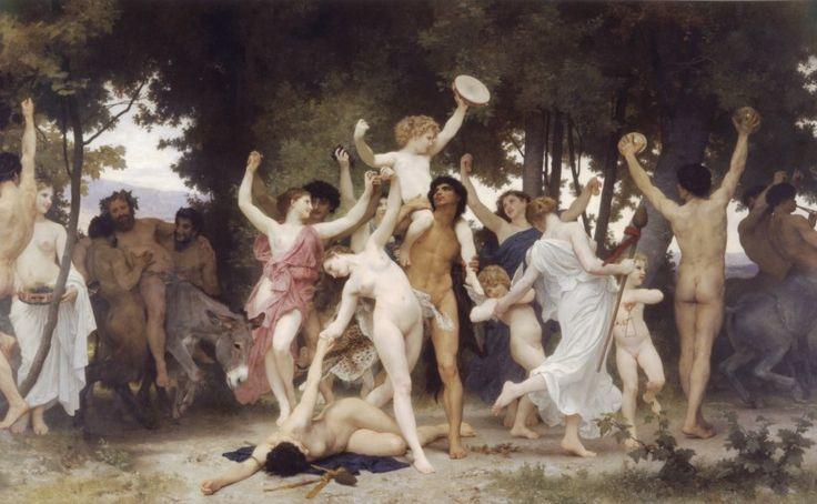 Le Baccanti - Euripide