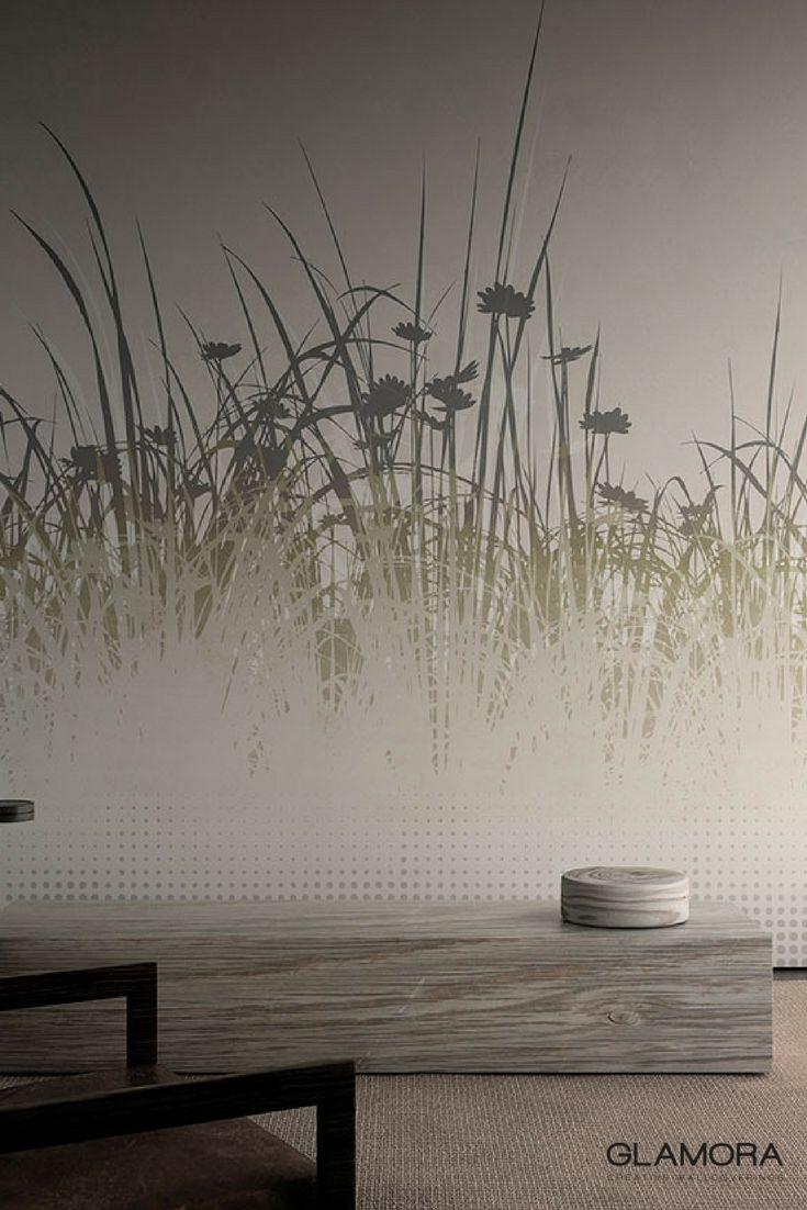 Tourbillon | Natural Wallcovering & Carta da Parati | Flore collection by Glamora