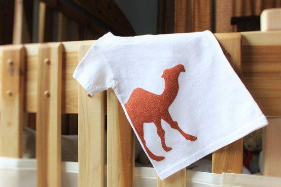 Handmade Camel Shirt, Kid Shirt, Toddler Shirt, Boy Birthday, Applique Shirt, Toddler, Kid, Camel, Camel Shirt, whimsical shirt, Fun shirt