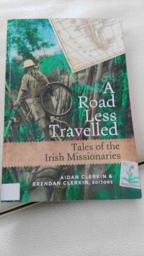 Irish missionaries...