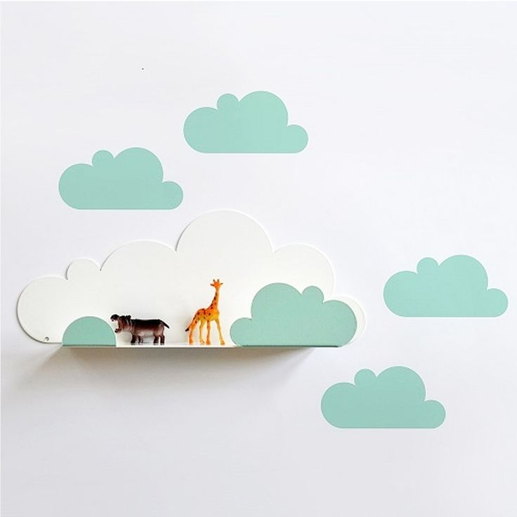 les 15 meilleures id es de la cat gorie stickers nuage sur. Black Bedroom Furniture Sets. Home Design Ideas