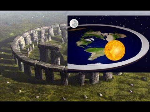 Британские ученые заявили, что Стоунхендж это модель нашего мира – диска...