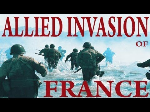 Allied Invasion of Southern France - Operation Dragoon, the Other D-Day_Full Length WWII Documentary - YouTube
