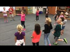 Pizza Pizza - YouTube: 2/3 Game using call and response/singing/improv