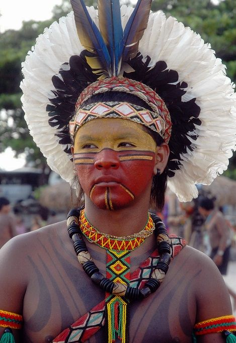 Tribo Pataxo