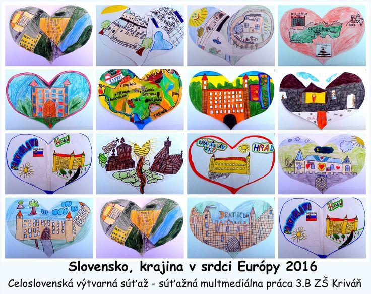 Art project kids Slovakia Europe