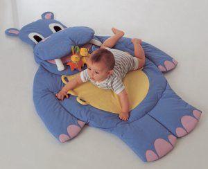 alfombra hipopotamo 40 bs