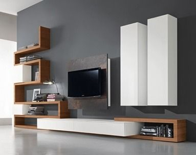 Imágenes de Modulares Modernos. Si estas en pleno amueblamiento de tu habitación, en esta ocasión te muestro algunas imágenes de modulares modernas.