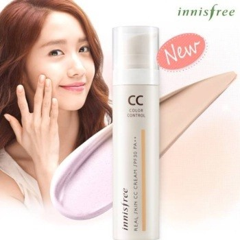Buy one Cc cream from innisfree, the 2nd -50% !!! At w2beauty.com ;) say 'Welcome to Beauty!! '