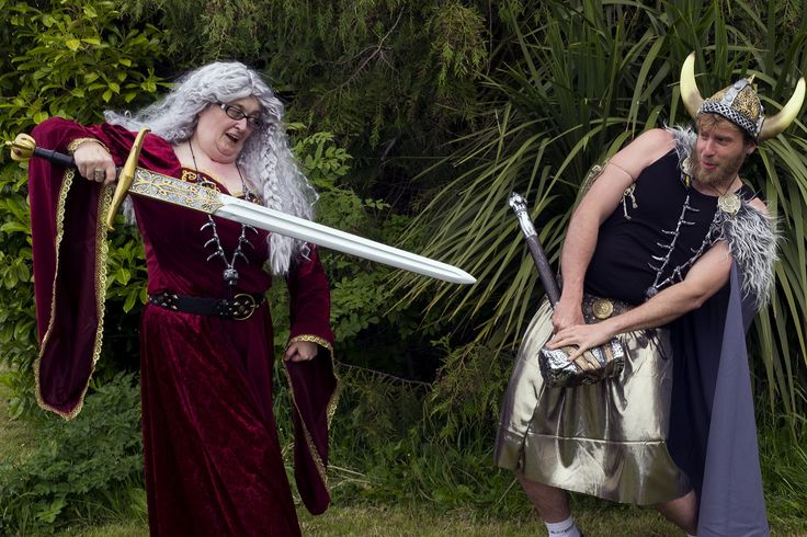 ericas viking hen party images - Google Search