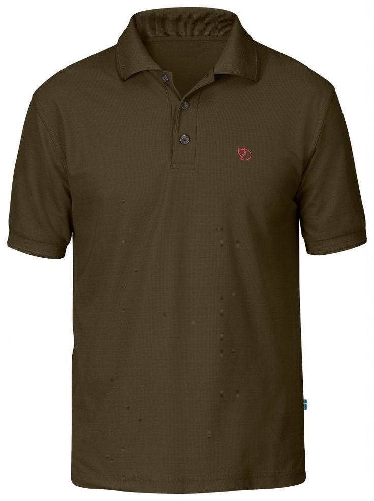 Fjellreven Crowley Pique Shirt - Skjorter - Herre