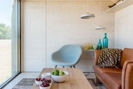 Chic Portable Micro Property Exudes Simplicity And Sustainability | Decoration Ideas