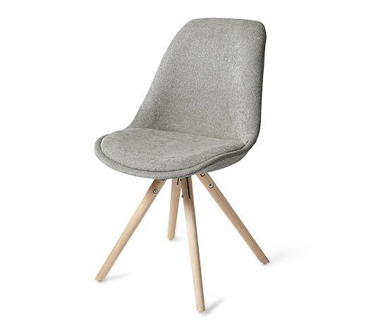 Stuhl, hellgrau. 120€
