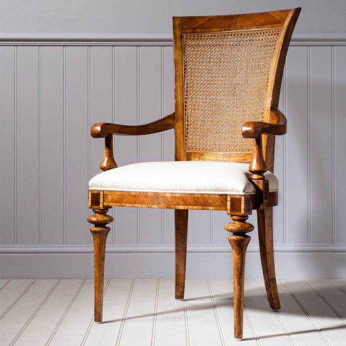 Spire Cane Backed Dining Chair