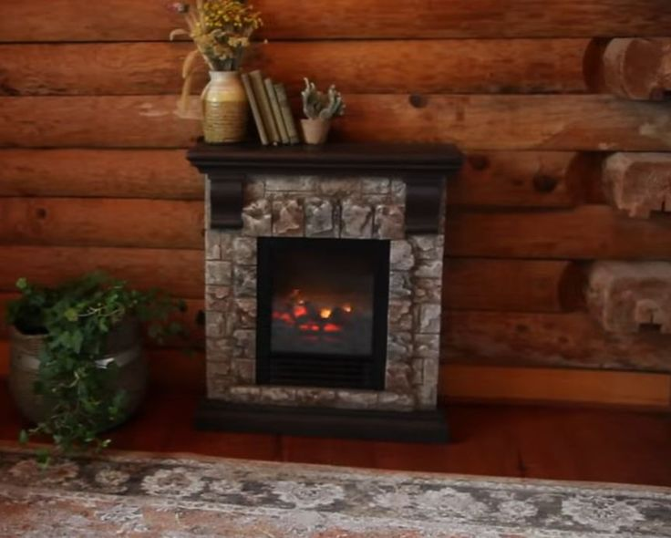 17 Best ideas about Fake Fireplace on Pinterest | Fake ...