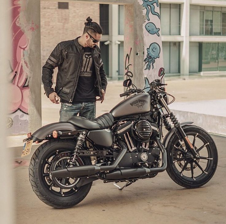 New iron 883 2016 #darkcustom