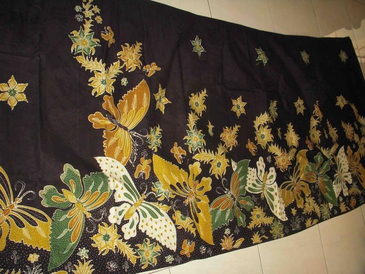 Kupu-kupu Batik Garut