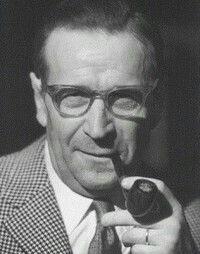 1966 GRAND MASTER: Georges Simenon