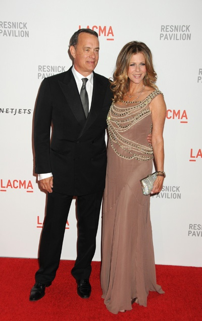 Tom Hanks and wife Rita Wilson have been together for 23 years.
