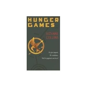 Hunger Games -Suzanne Collins
