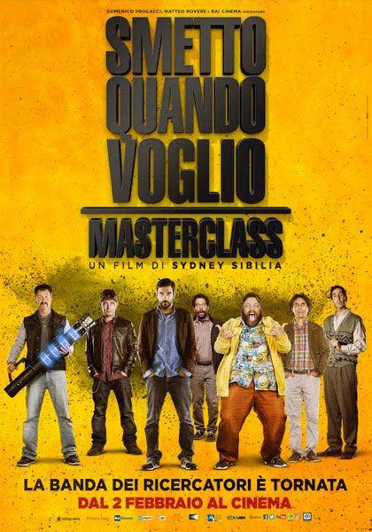 """Fabrizio Giulimondi - Recensioni libri: """"SMETTO QUANDO VOGLIO 2 - MASTERCLASS"""" DI SYDNEY S..."""