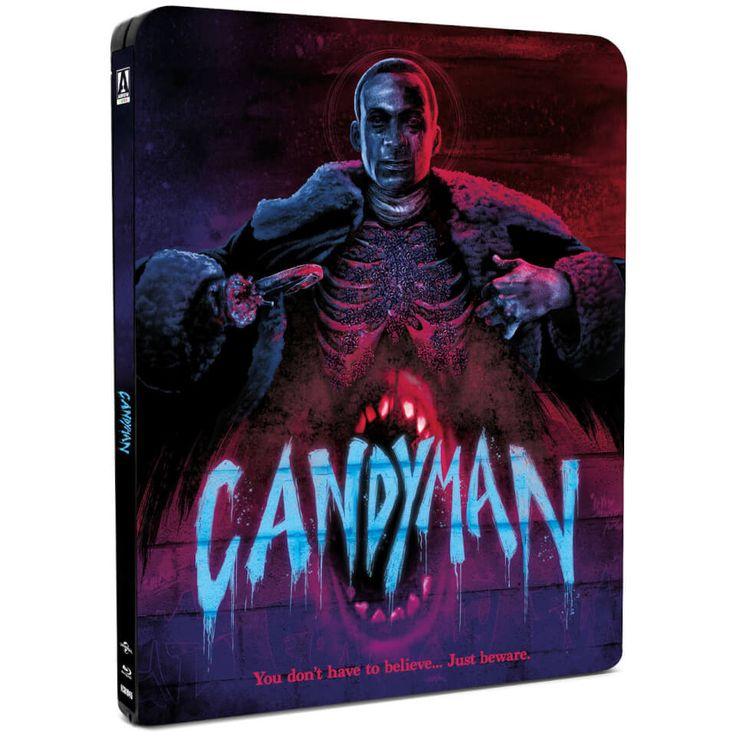 Candyman zavvi exclusive steelbook in 2020 terror