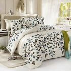 Leaves Tree Single Double Queen King Size Bed Set Pillowcases Quilt Duvet Cover