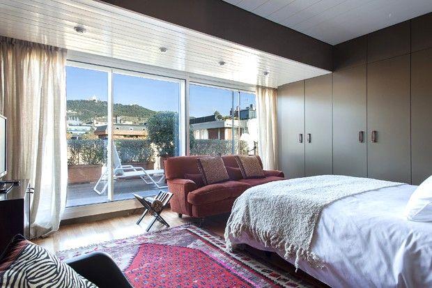Deluxe apartment in Barcelona.