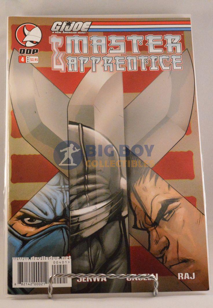 GI Joe Master Apprentice (2004 DDP) #4