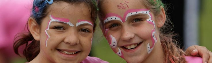 GIRLS ON THE RUN-Girls on the Run inspires girls to be joyful, healthy, and confident using a fun, experience-based curriculum which creatively integrates running.