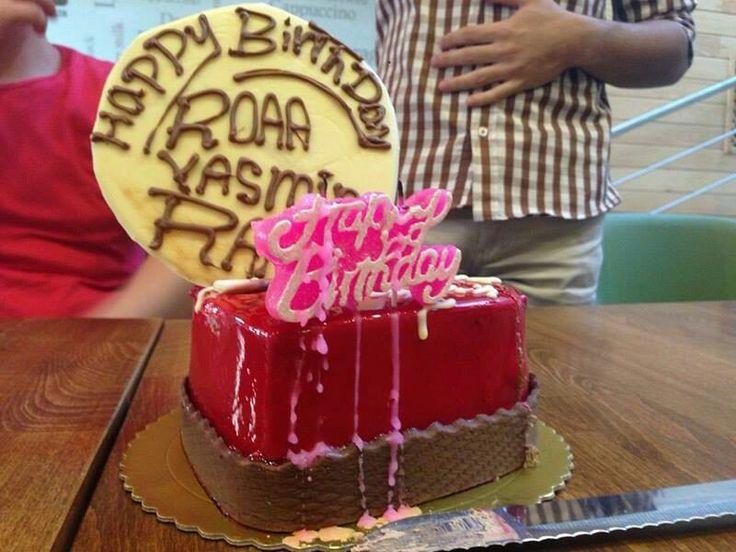 Doğum Günü Kutlamalarınızıda Laröza Cafe'de Yapabilirsiniz...