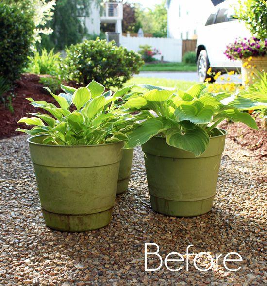 best 25 cheap planters ideas on pinterest planter ideas. Black Bedroom Furniture Sets. Home Design Ideas